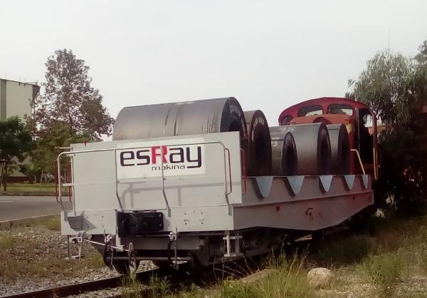 Esray 6ax Wagon