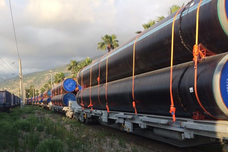 Pipe Train